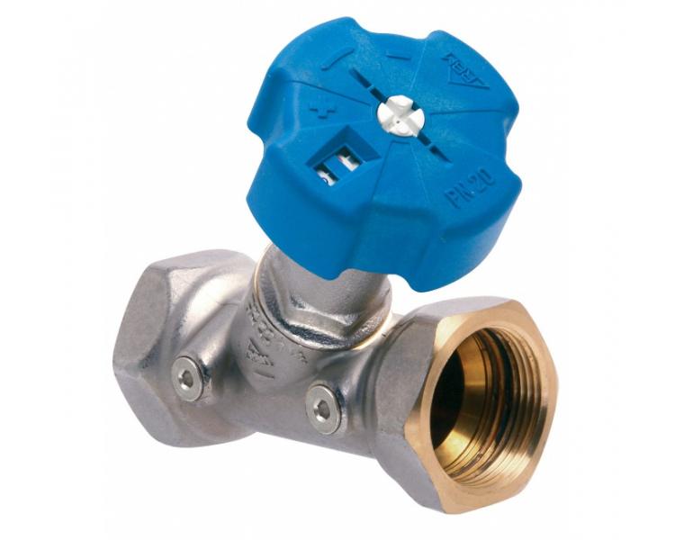Static balancing valve PN20