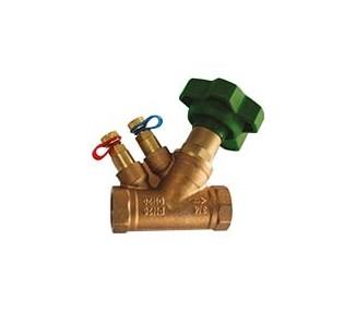 BSE threaded bronze balancing valve PN20
