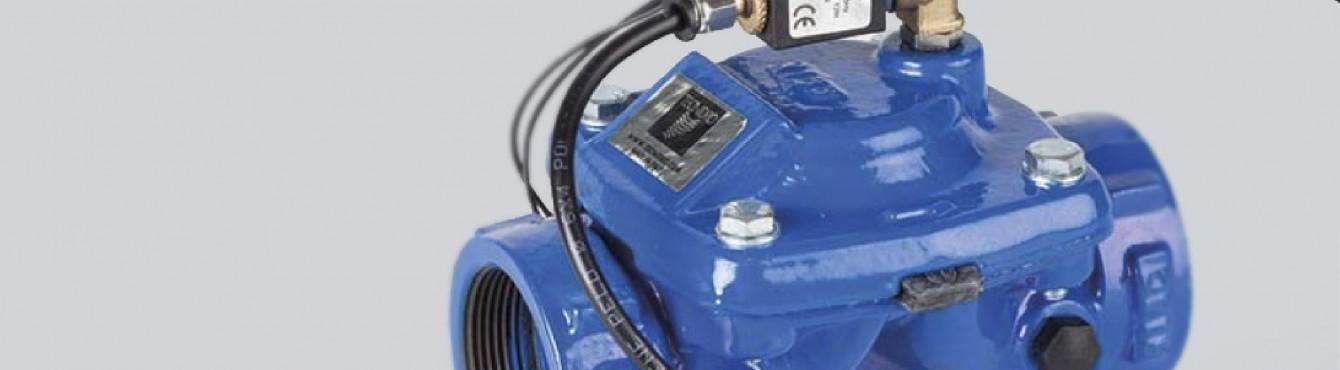 Elektromagnetni ventili